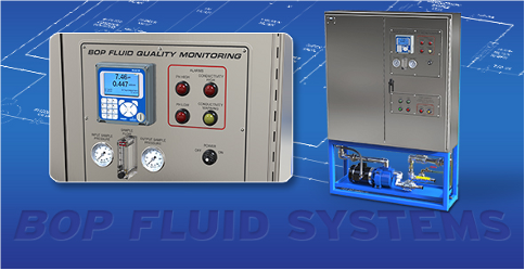 BOP Fluid Quality Monitoring