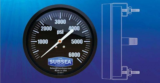 subsea gauges